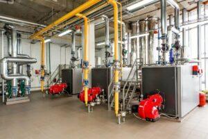 установка отопительных оборудований в заводах, складах в астане/нур-султане